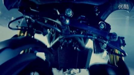 YAMAHA MWT-9  雅马哈倒三轮摩托车