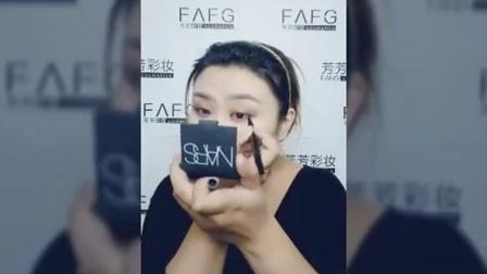 化妆教程-欧美复古妆