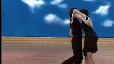 适合中老年人跳的桑巴舞(指定步伐)