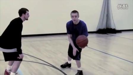 Professor教授篮球教学:双变向运球过人