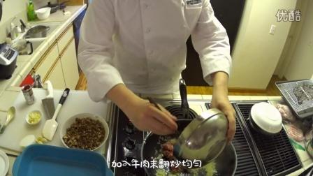 #优酷美食节#【浩云厨房】第二十集-浩云教你做双味菠菜千层面配香煎大黄鱼
