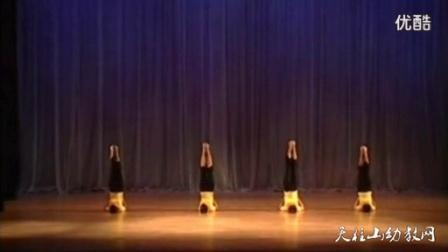 小托班亲子舞蹈 水上芭蕾_高清_标清