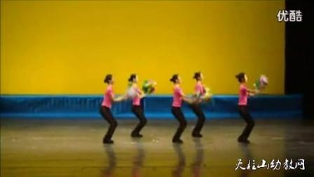 小托班亲子舞蹈 加油!加油!_高清_标清