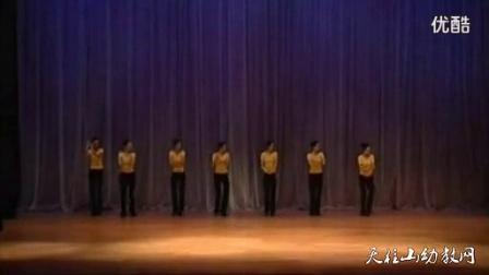 小托班亲子舞蹈 马兰谣_标清_标清
