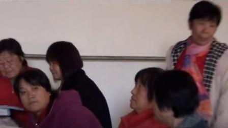 北京平谷兴谷佳缘艺术团唱出《丈夫你辛苦了》