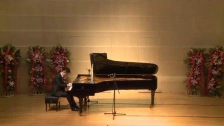 齐继 2015年3月13日中央音乐学院音乐厅 钢琴音乐会实况