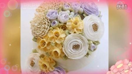 韩式裱花|裱花蛋糕|翻糖蛋糕|上海飞航国际美食学校