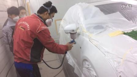 大师光补汽车划痕 钢圈修复 干磨工艺 培训加盟