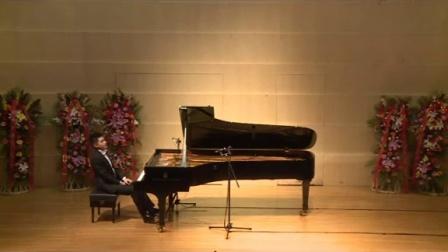 齐继  中央音乐学院 钢琴 伴奏 硕士毕业钢琴音乐会(片段 )2015年4月
