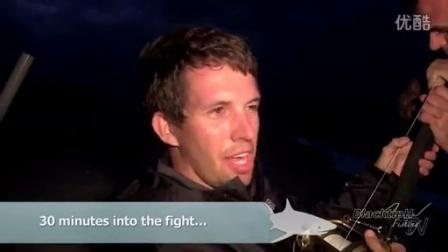 Giant Shark defeats Two Experienced Fisherman - YouTube