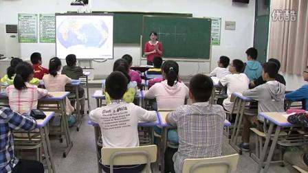 七年级地理经纬网_第六届白板教学赛