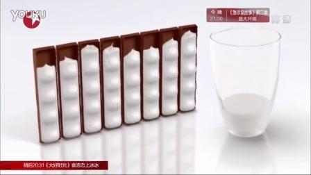 费列罗 健达巧克力kinder chocolate 2015年版本 30秒