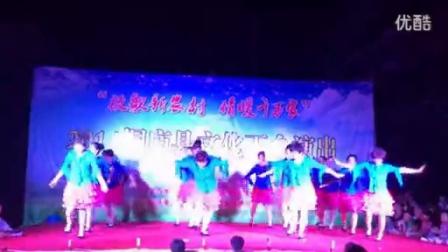 桐庐俞赵大妈 奶奶热舞 文化下乡演出 舞动中国广场舞_高清