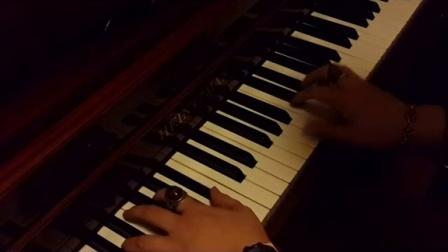 张伯轩现代钢琴与爵士钢琴教学即兴伴奏(18)—布鲁斯运用