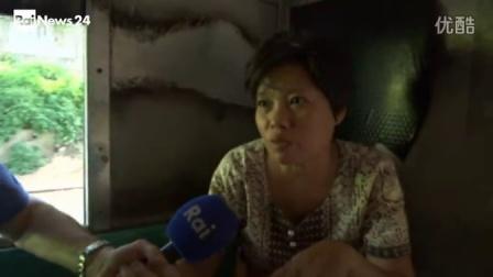 Yangon, Il treno dei desideri, di Claudio Pagliara, Rai News 24 6/11/2015