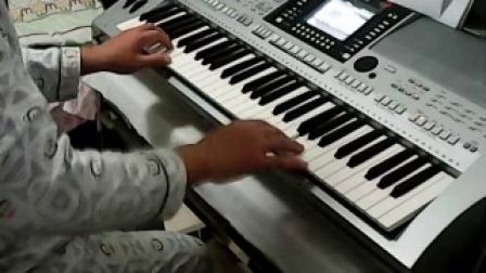 YAMAHA   S910演奏—两只蝴蝶    南城小孩