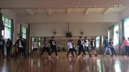 《止战之殇》tgc齐舞比赛排练