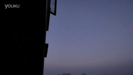 伯特利上空奇异天象众星连珠 GX7延时摄影
