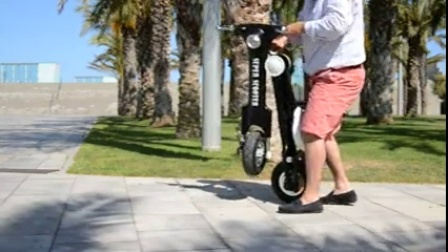 Scooter Electric -- Sunproducts2000-FLUVORE