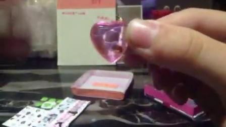 偶像活动周边天使的羽翼(感谢米娜的支持!love you!)