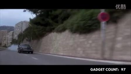 细数007系列电影中出现过的上百件装备