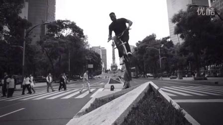 G-SHOCK x 奈杰尔·西尔维斯特Nigel Sylvester墨西哥玩转街头BMX
