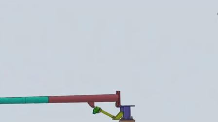 Motorized Self Raising Wind Turbine Tower - Non-hydraulic Tilt up Tower