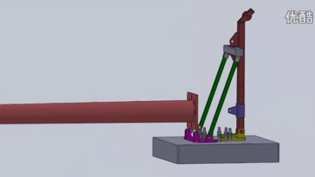 Vertical Gin Pole- Wind Turbine Tower Raising System (1)