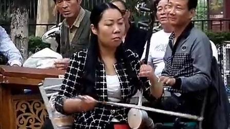 赵雪(西安女板胡)演奏--苦韵