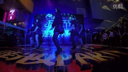【地大舞博】桂林红街万圣节舞妆Party地大学员团队