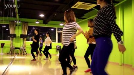 闵行区热舞舞蹈乐之教育周三欧美爵士15.11.11