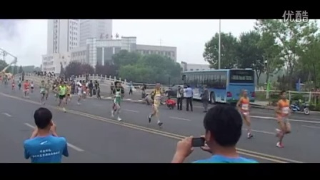 陆地方舟电动汽车进驻(东营)国际马拉松赛《劲玛闪亮登场》 .mp4