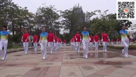 秦皇岛市健身队10分钟参赛操1