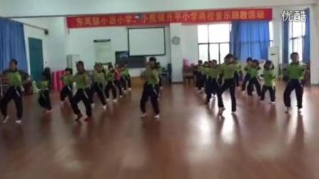 岳阳街舞XFOUR培训中心 为学校编排的舞蹈课程操!