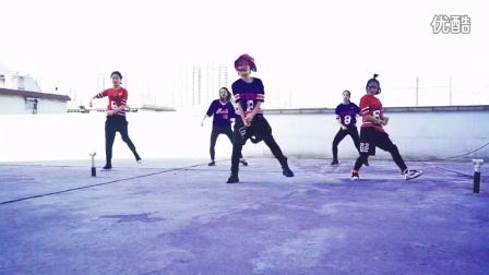 郑州皇后舞蹈 欧美爵士舞视频 力量爵士舞齐舞 适合多人跳的舞蹈