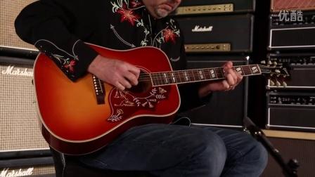 Gibson Montana Hummingbird Wildwood New Vintage