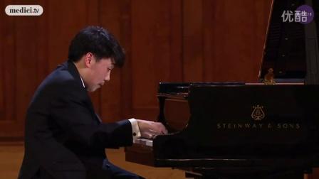 老柴大賽-黎卓宇(George Li)在第二轮(复赛)独奏