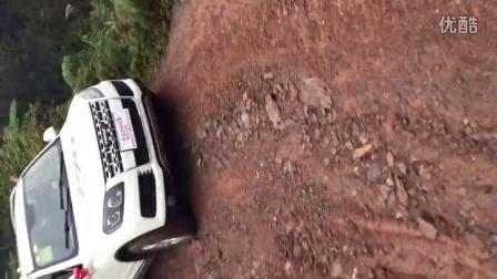 野马汽车越野视频