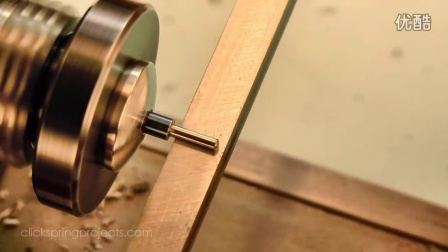How To Make A Clock In The Home Machine Shop - Part 12 - Making The Collets And