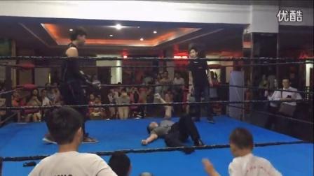 中国摔角CWE第21期_超清