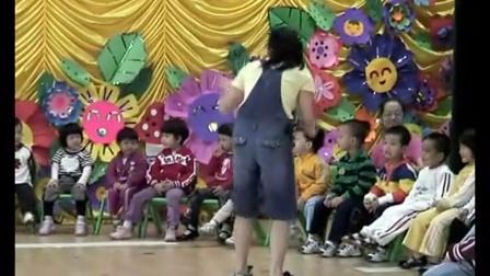 小班歌曲《金色太阳》高贇六届音乐幼儿园优质课