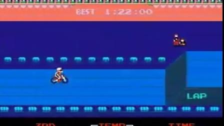 小霸王游戏机摩托车 神技 超级飞飞飞