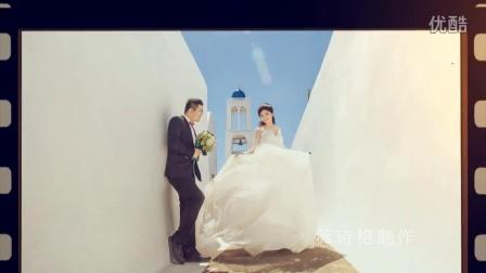 婚庆视频制作 唯美婚礼电子相册制作 动感婚礼开场音乐mv-薇诗格作品