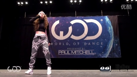 Dytto ¦ FRONTROW ¦ World of Dance San Diego 2015