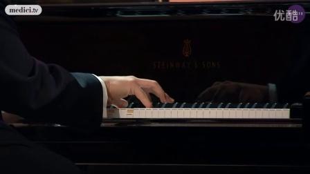 黎卓宇(George Li)弹奏巴赫前奏曲与赋格曲G小调,平均律第2册,BWV885,第16号
