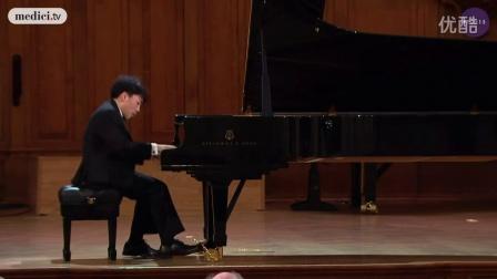 黎卓宇(George Li)弹奏拉赫玛尼诺夫《音画练习曲》作品33第6首