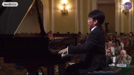 黎卓宇(George Li)弹奏贝多芬钢琴奏鸣曲作品-111