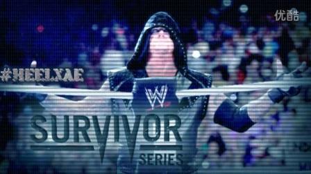 WWE Survivor Series 2015 Official Theme Song - Warriors