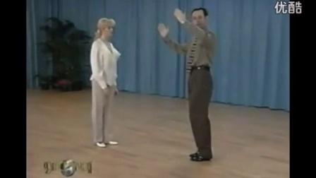 维克托、海瑟 2008摩登舞教学:华尔兹 铜牌      中文配音