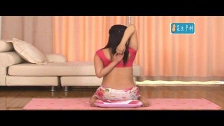 孕晚期瑜伽_1